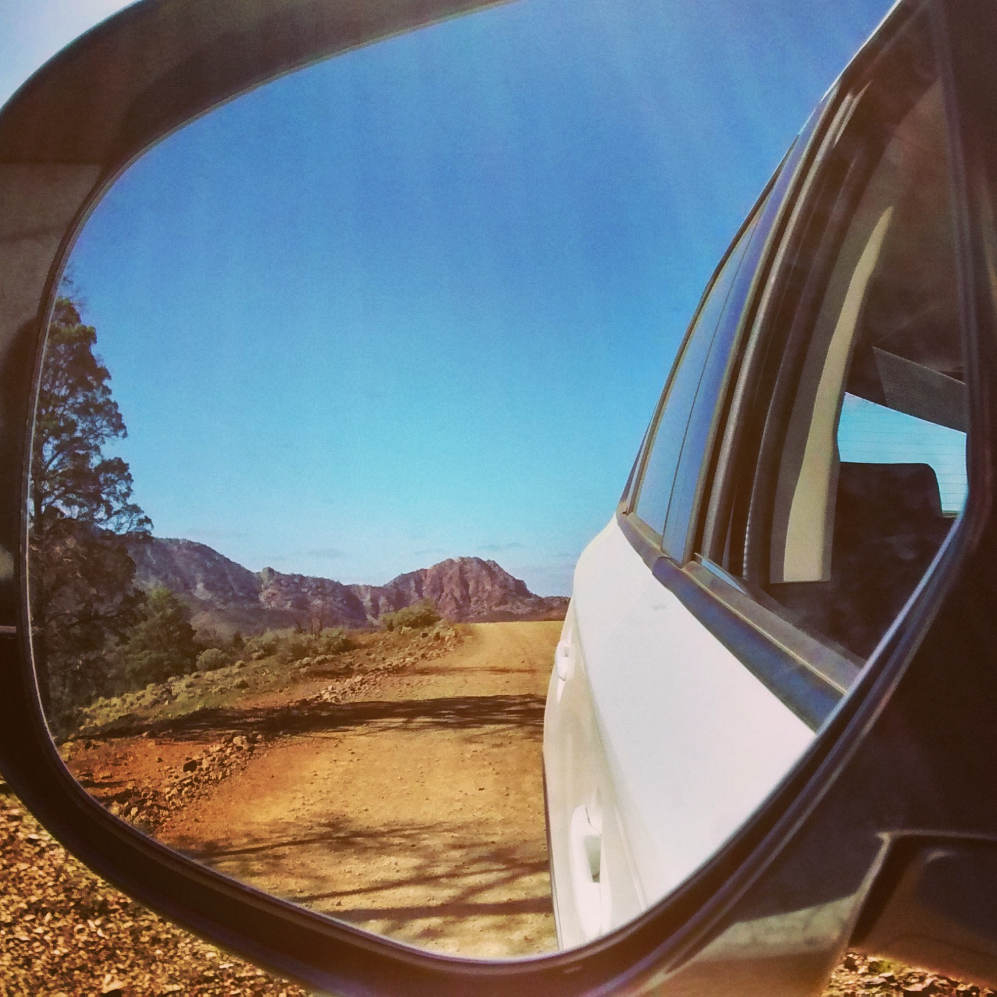 Ikara-Flinders Ranges National Park, SA